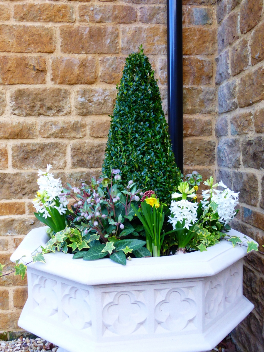 Haddonstone white spring 1